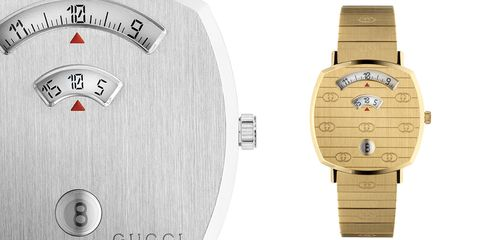 fc18e9ea52d835 Gucci Reveals New Unisex Watch At Baselworld