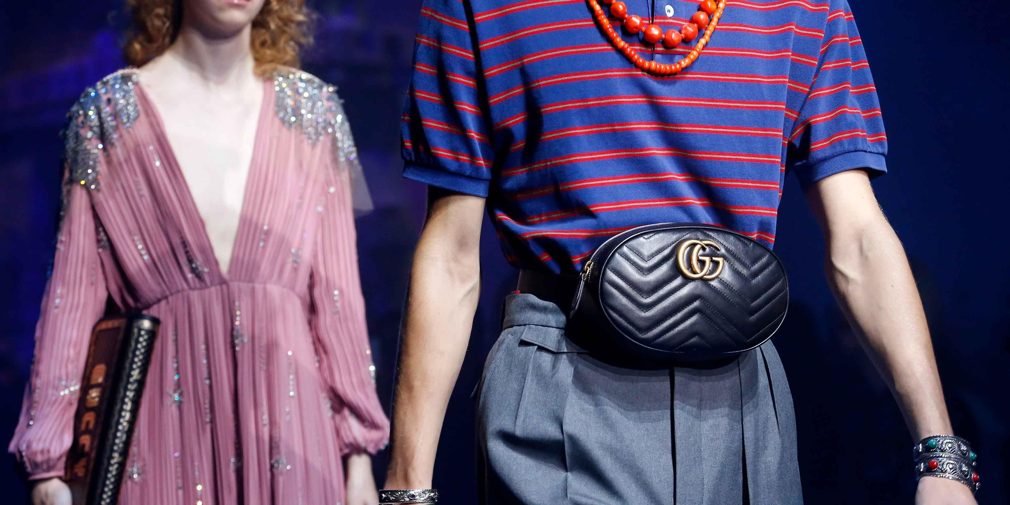 a3f545c7b833 Watch the Gucci Fall Winter 2018 Fashion Show Live