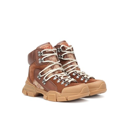 Sneaker boots gucci