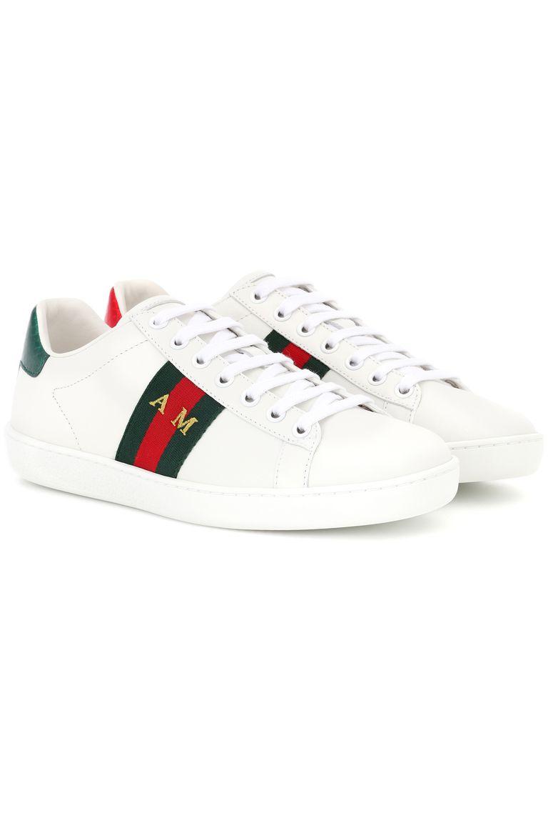 1953b84c Ya se pueden personalizar las Gucci Ace sneakers en Mytheresa – VEIN  Magazine Best bespoke and personalised gifts - monogrammed presents