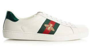 These trainers look exactly like the sought-after Gucci pair - but they're £9