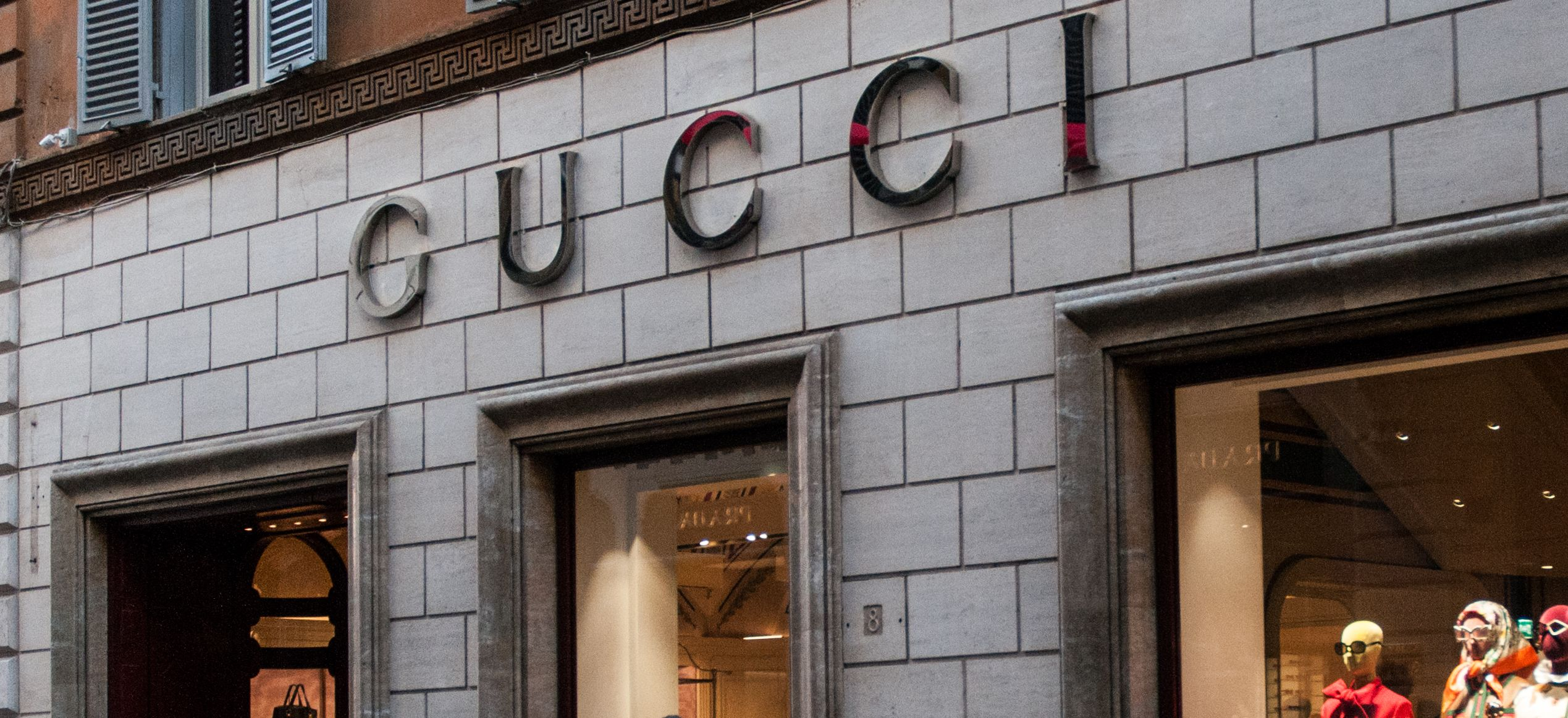 Gucci Fashion House Against Racist