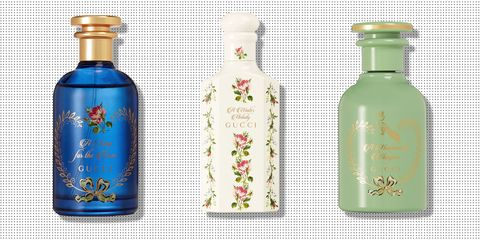 37eb91ade Gucci's Seriously Pretty 'Alchemist's Garden' Perfume Collection Is ...