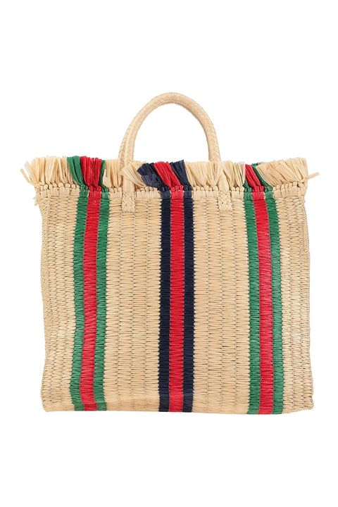 best woven straw raffia basket bags to buy now