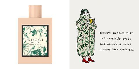 cbbc5e3a7 Gucci Launches Acqua Di Fiori Fragrance - Female Artists for Acqua ...