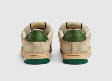 d53f88fe2b3 Gucci Screener Leather Sneaker