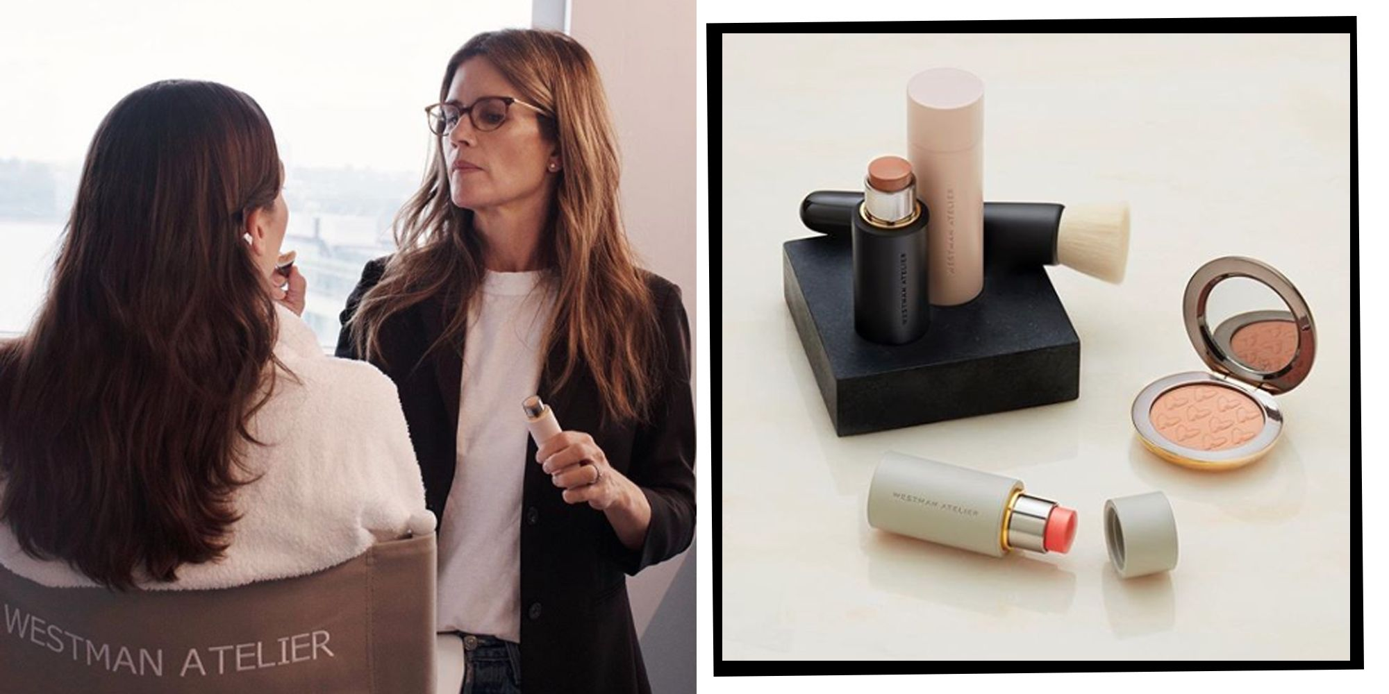 Make-Up Artist Gucci Westman On Her New Westman Atelier Line And The Importance Of Clean Beauty