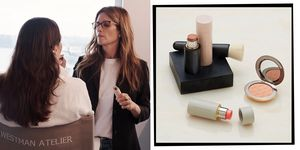 Gucci Westman Atelier Makeup Clean Glory