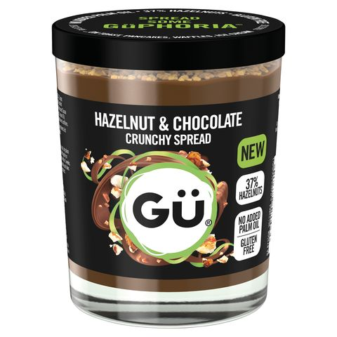 Gu Hazelnut and chocolate spread