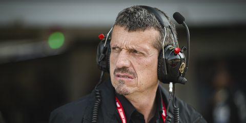 Guenther Steiner, Haas F1 Teams principal during the...