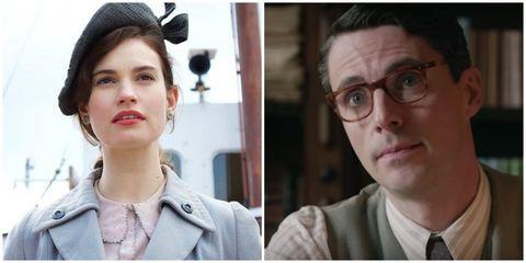 the guernsey literary and potato peel society movie