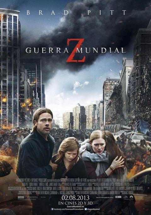 poster de guerra mundial z