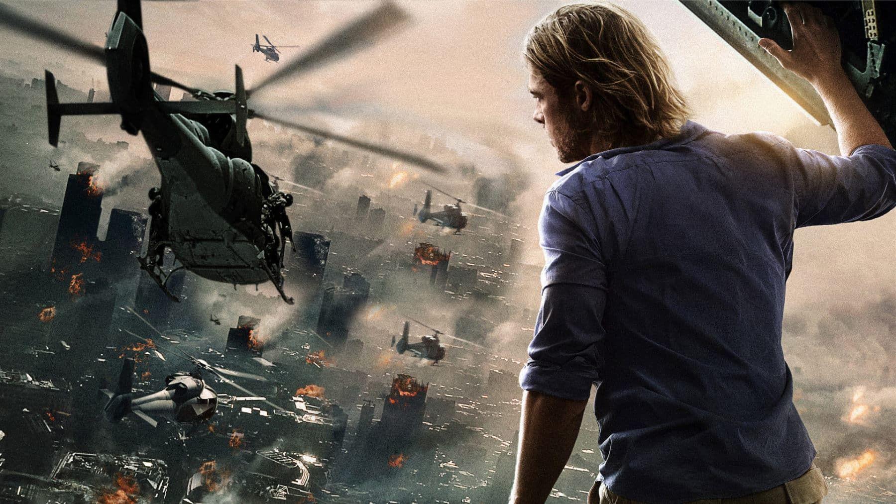 Guerra Mundial Z 2 Cancelada World War Z 2