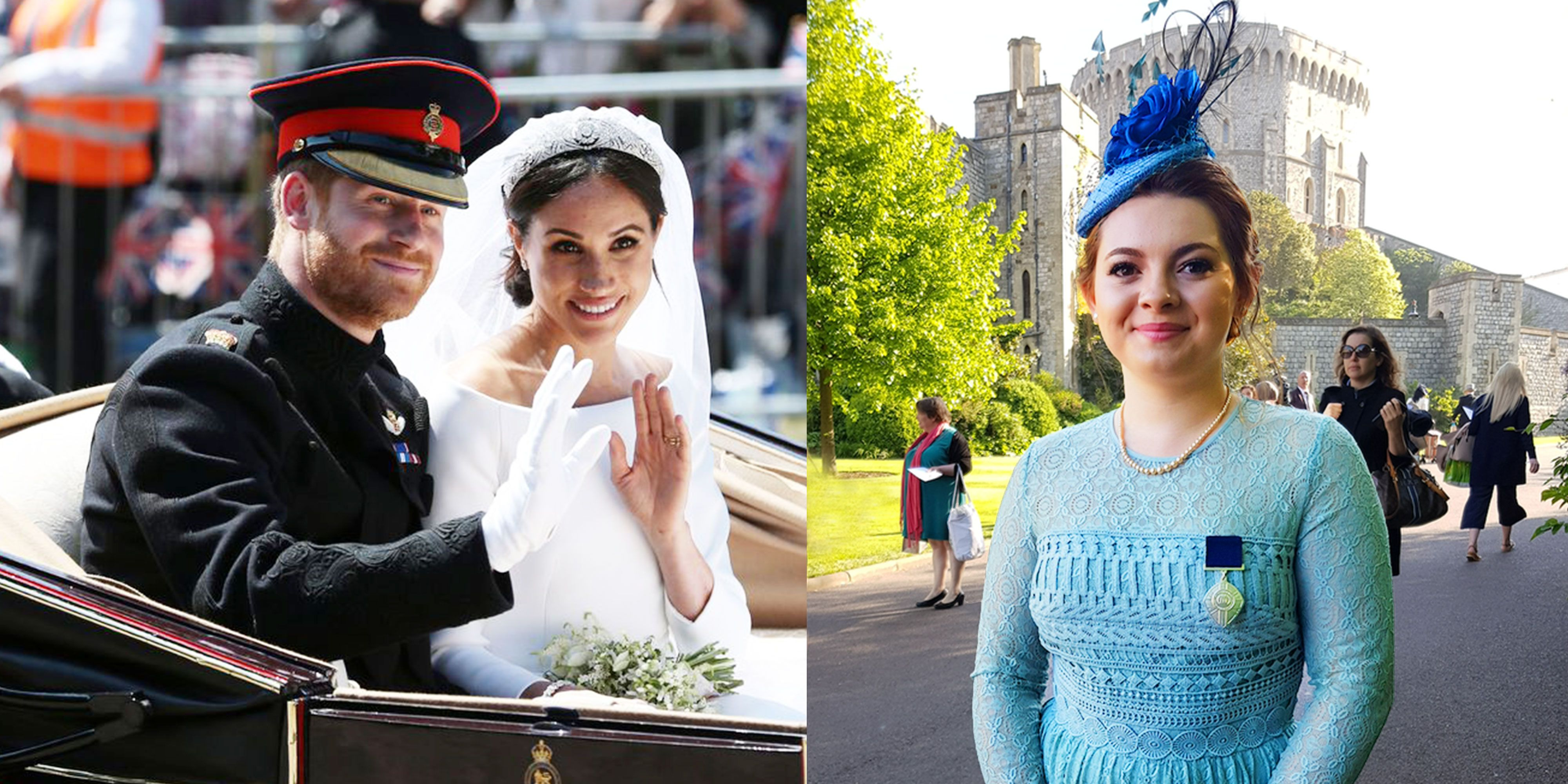 A Guest At Meghan Markle And Prince Harry S Royal Wedding