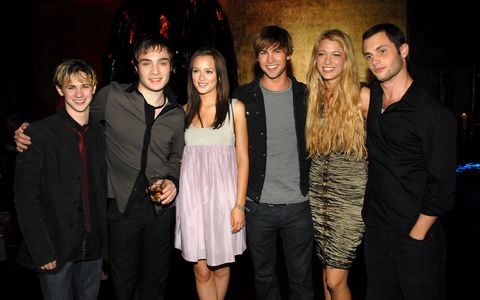 2007 The CW UpFront - After Party
