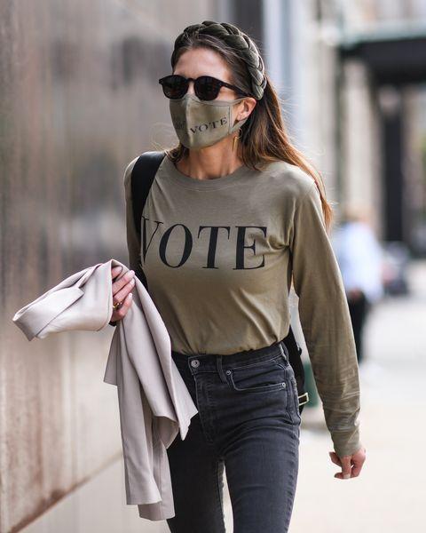 street style   september 2020   new york fashion week