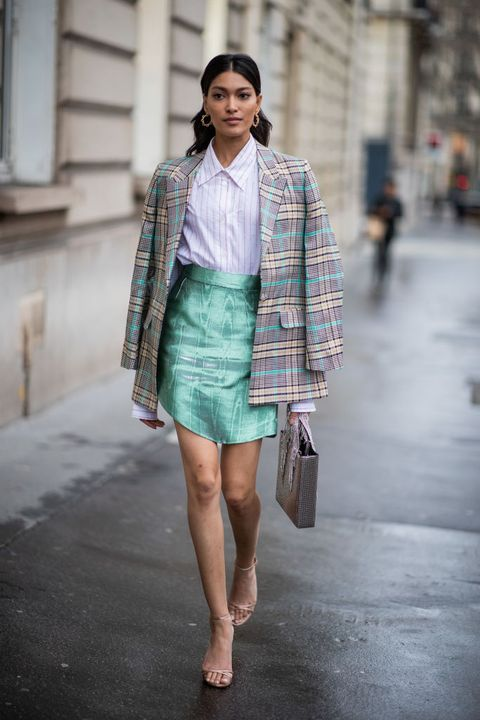 street style    paris fashion week   womenswear fallwinter 20202021  day five