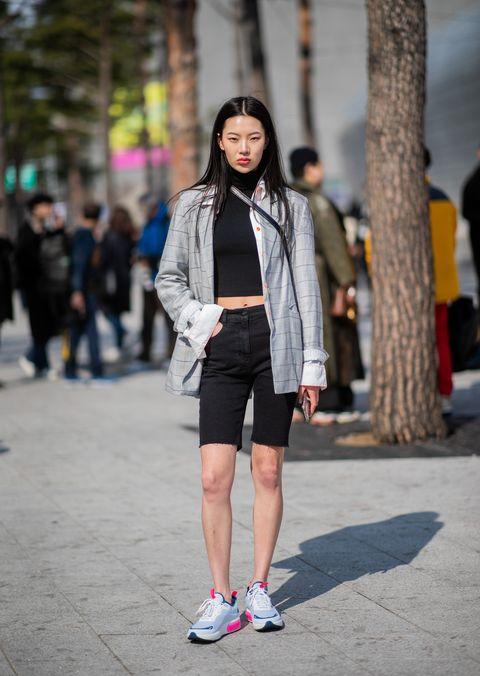 Street Style - Hera Seoul Fashion Week 2019 F/W - Day 4