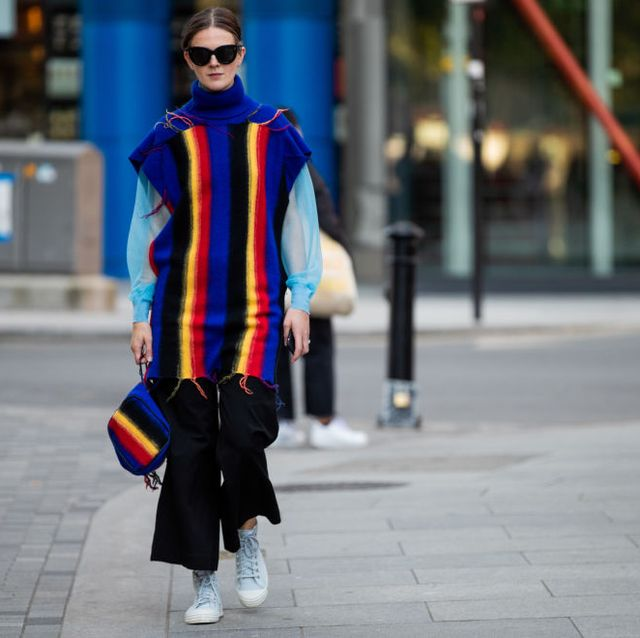 London Fashion Week September 2020.The Best Street Style From London Fashion Week Spring 2020