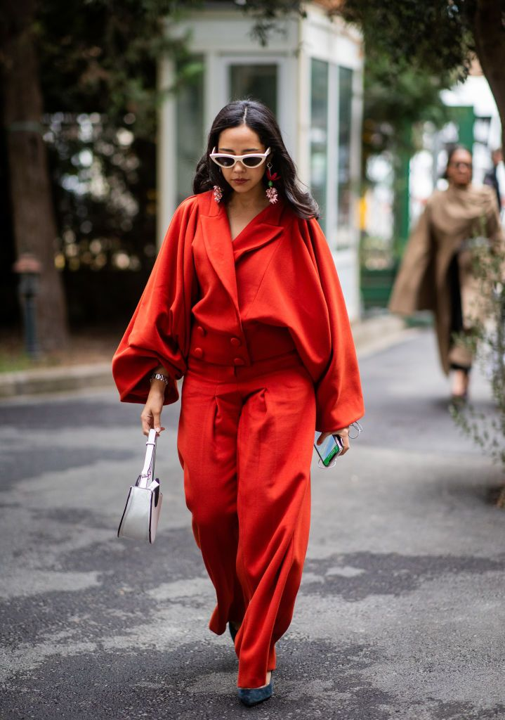Street Style - Mercedes-Benz Tbilisi Fashion Week - November 3, 2018
