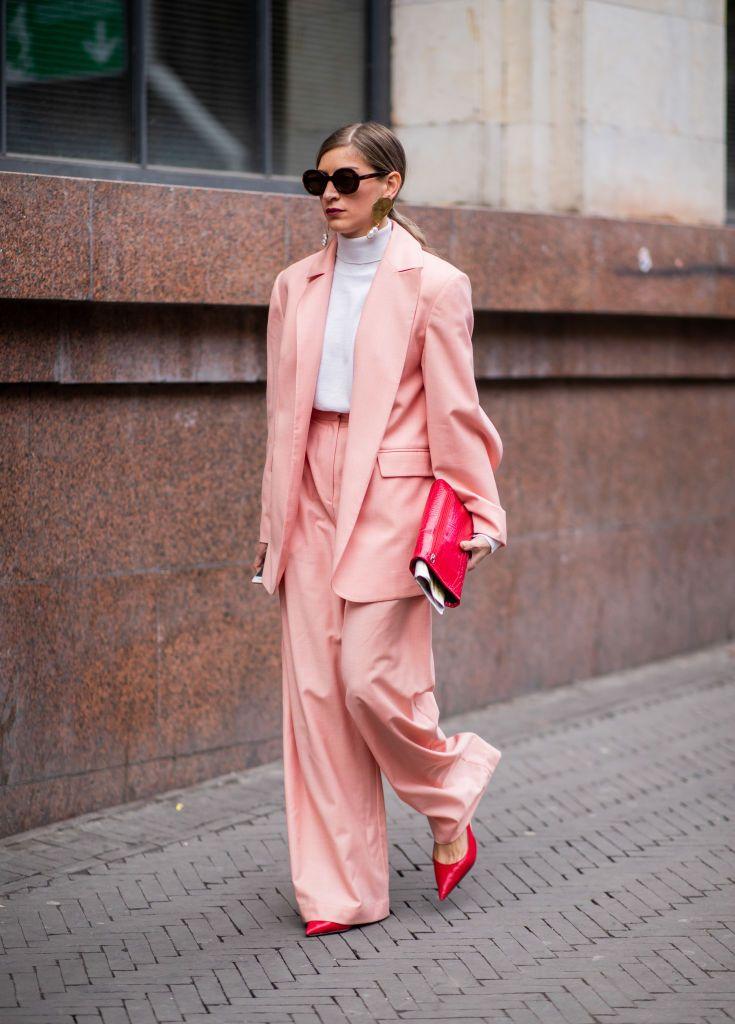 Street Style - Mercedes-Benz Tbilisi Fashion Week - November 4, 2018