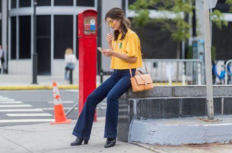 new york fashion week   street style   day 1