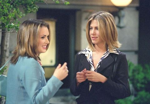 """Friends"" Television Stills"