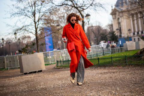 Street Style - Paris Fashion Week - Menswear F/W 2019-2020 : Day Five