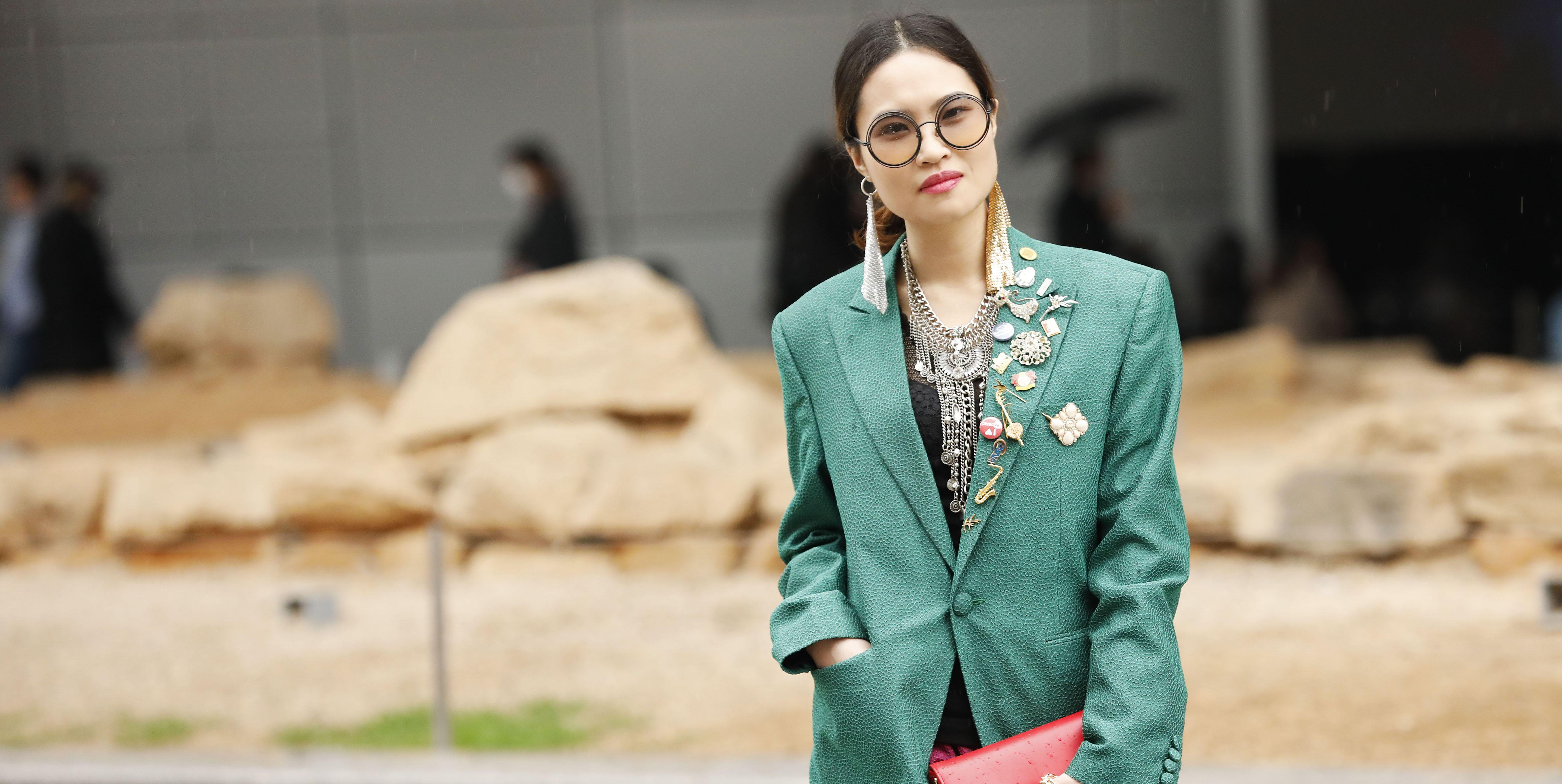 Street Style - Hera Seoul Fashion Week 2019 F/W - Day 1