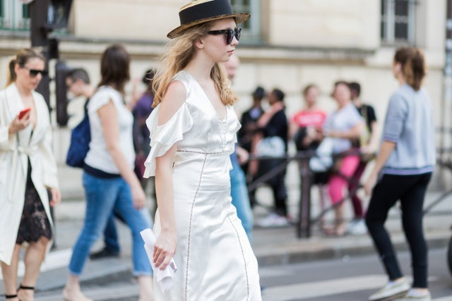 street style  paris fashion week  haute couture fall winter 2017 2018 day three