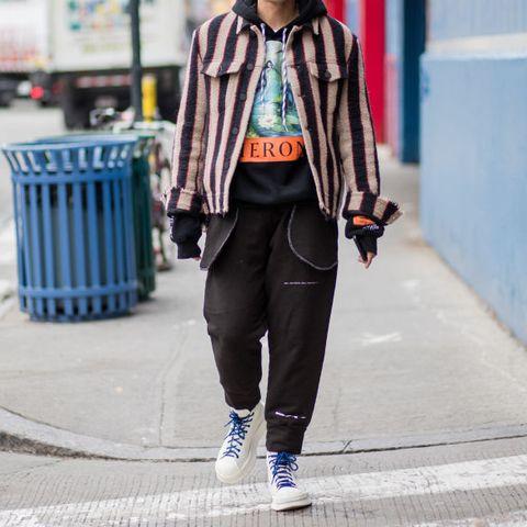 Pantalones Jogger De Hombre Asi Se Lleva El Pantalon Jogger