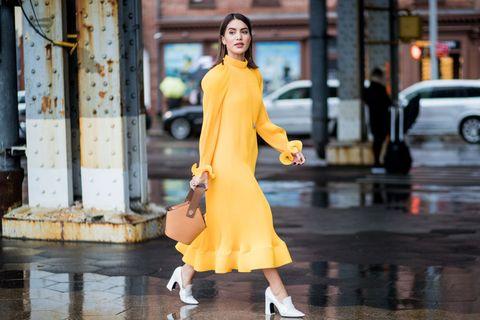 Street Style - New York Fashion Week February 2018 - Day 4