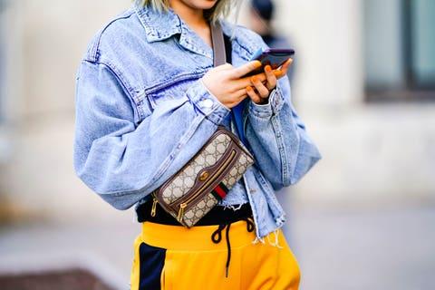 Street Style : Paris Fashion Week Womenswear Spring/Summer 2019 : Day Eight