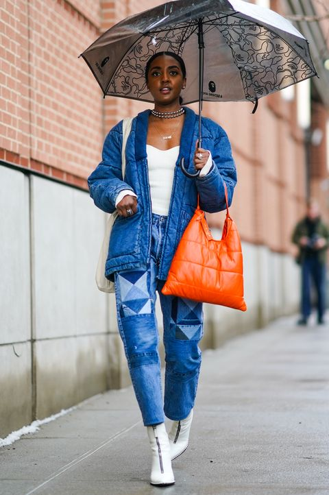 street style   day 6   new york fashion week february 2020