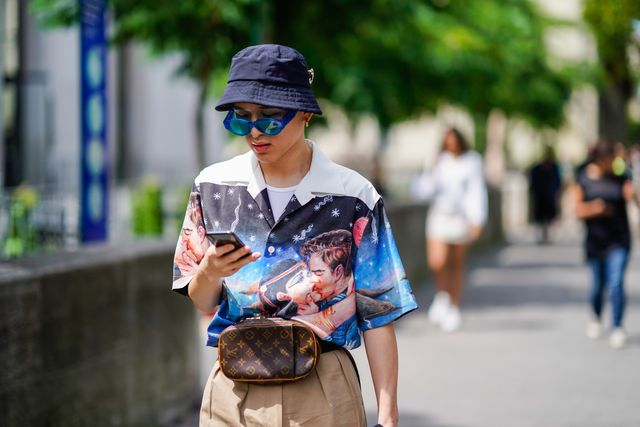street style paris fashion week  menswear spring summer 2019 day three