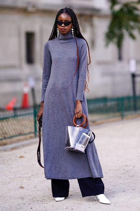 street style  paris fashion week womenswear springsummer 2019  day six