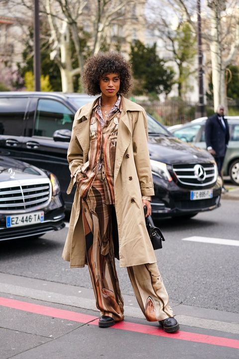 street style    paris fashion week   womenswear fallwinter 20202021  day four