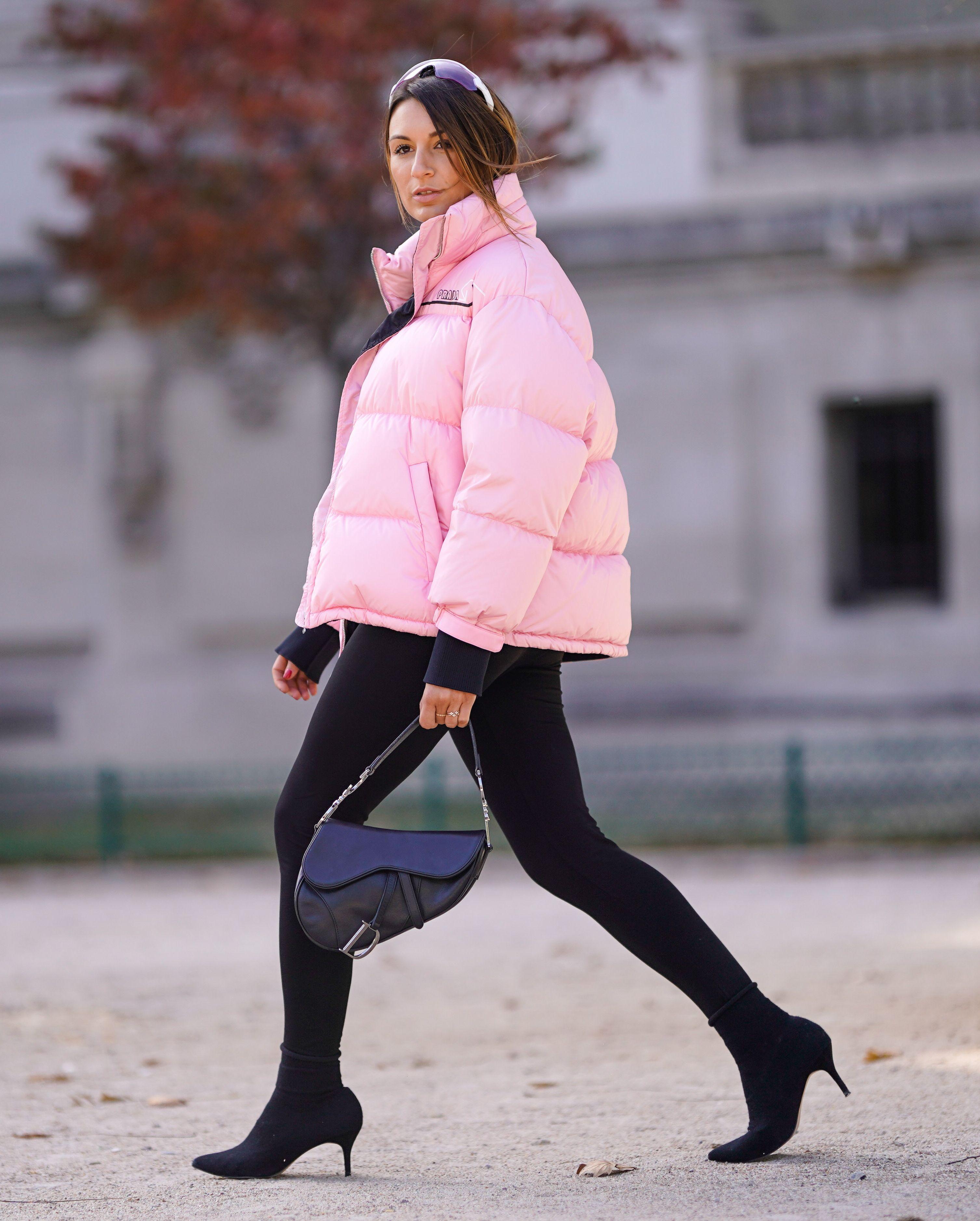Street Style : Paris Fashion Week Womenswear Spring/Summer 2019 : Day Six