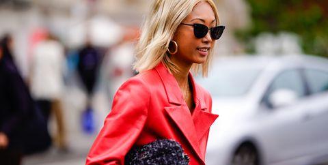 035809661b767 Street Style   Paris Fashion Week Womenswear Spring Summer 2019   Day Nine