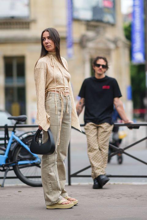 tendenze moda estate 2021 street style parigi