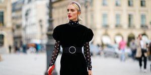 Street Style : Paris Fashion Week - Womenswear Spring Summer 2020
