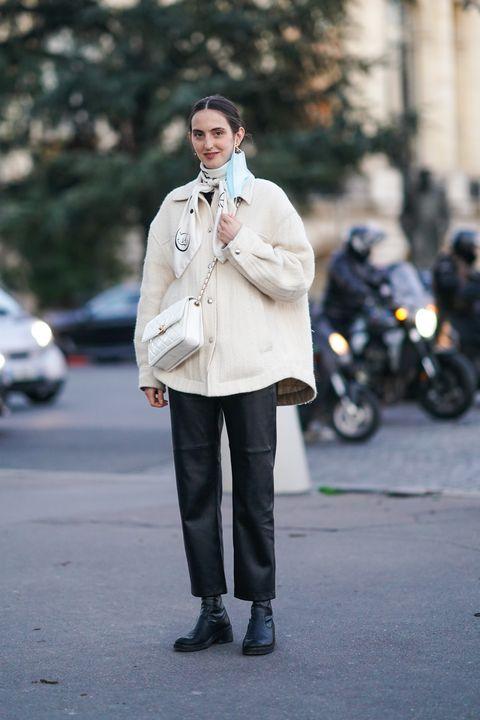 street style   paris fashion week   haute couture springsummer 2021