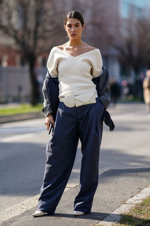 2020秋冬ミラノコレクション ストリートスナップ Street Style: February 23rd - Milan Fashion Week Fall/Winter 2020-2021