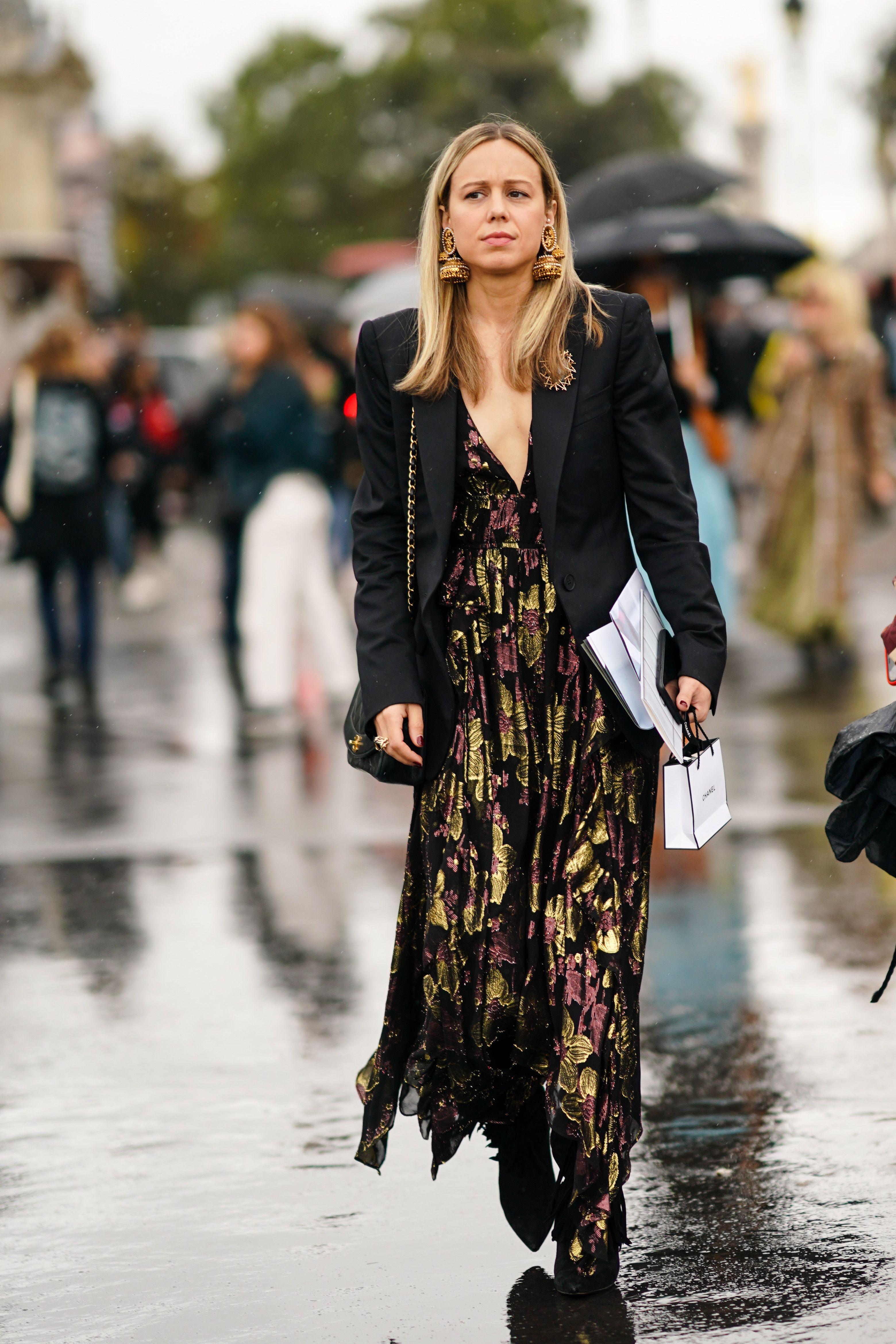 10 vestidos del 'street style' perfectos para Nochevieja (y