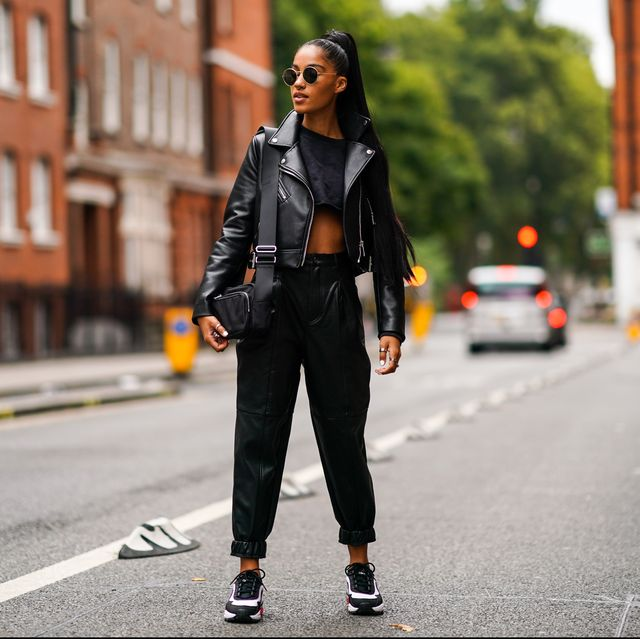 18 Cute Leather Jackets Outfits Ideas For Fall 2019