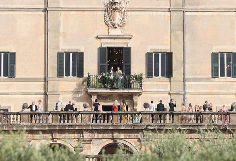 celebrity sightings in rome