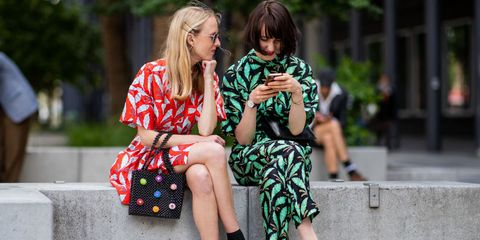 Street Style -Paris Fashion Week - Menswear Spring-Summer 2019 : Day Three