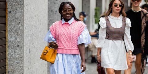 street style september 26   milan fashion week springsummer 2021