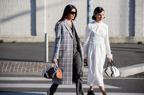 Street Style: February 20th - Milan Fashion Week Fall/Winter 2020-2021