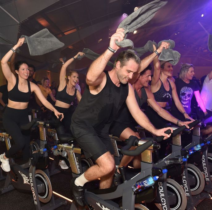 SoulCycle and the Wild Ride